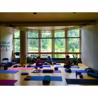 Snowbird Yoga Studio, 2016
